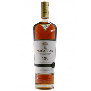 The Macallan Sherry Oak Single Malt 25 Yr