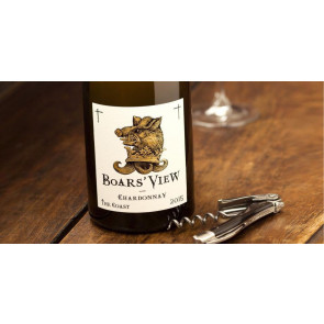 Schrader Boars' View Chardonnay California 2015