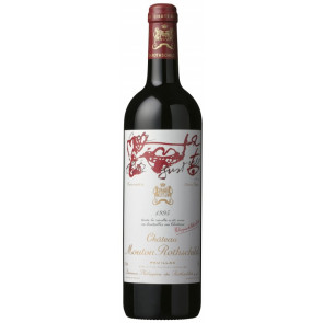 Chateau Mouton Rothschild Bordeaux 1995